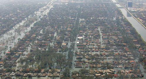 DisasterTech Hackathon to Honor Hurricane Katrina