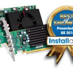 Matrox C-Series Graphics Cards Win Best of Show Award at ISE 2015
