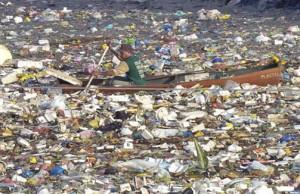 Plastic in Oceans (Image Credit: islandguardian.com)