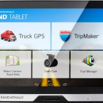 """Rand McNally Releases Game-Changing """"TND™ Tablet"""" for Professional Drivers"""