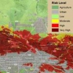 CoreLogic Data Reveals Wildfires Pose Big Risk to Nearly 900,000 Western US Homes in 2015