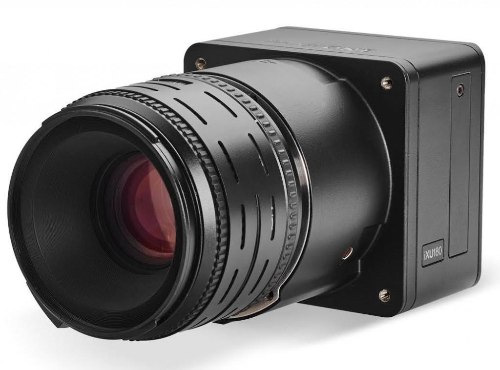 iXU 180 the world's smallest 80 MP medium format aerial camera
