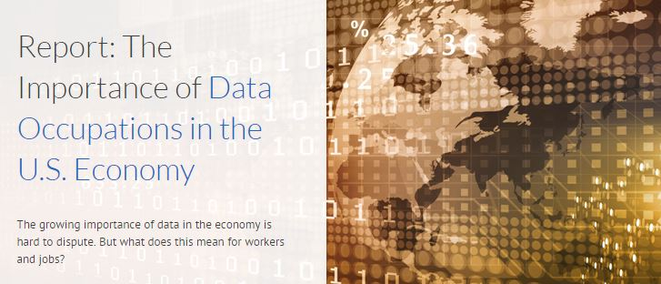 New Commerce Report Explores High Paying, Fast Growing Data Jobs