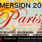 Event Tip – IMMERSION 2015 #i2015