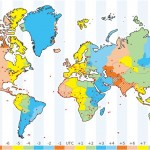 Map Tip – Time Zone Map