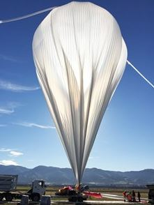 Largest Super Pressure Balloon