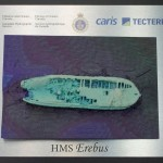 Government Of Canada Unveils 3D Model Of HMS Erebus