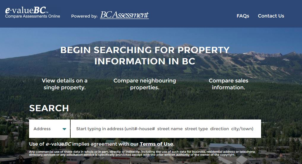 BC Assessment Wins Award for Transforming Property Assessment Using GIS