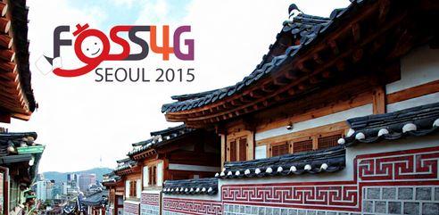 FOSS4G Seoul 2015 Registration Opens