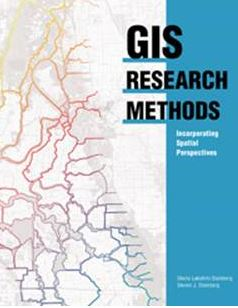 New Book from Esri Teaches Geographic Information System Research Methods