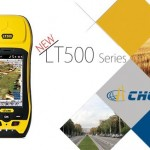 CHC introduces the LT500 series GNSS Handheld