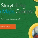Esri Launches Worldwide Storytelling with Maps Contest