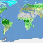 MDA Announces New Global Land Cover Product