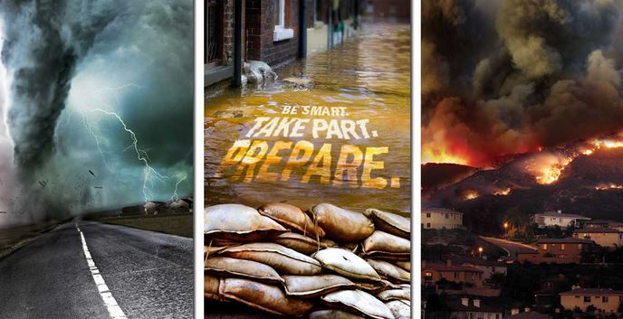 FEMA urges everyone to prepare by participating in National PrepareAthon! Day on April 30