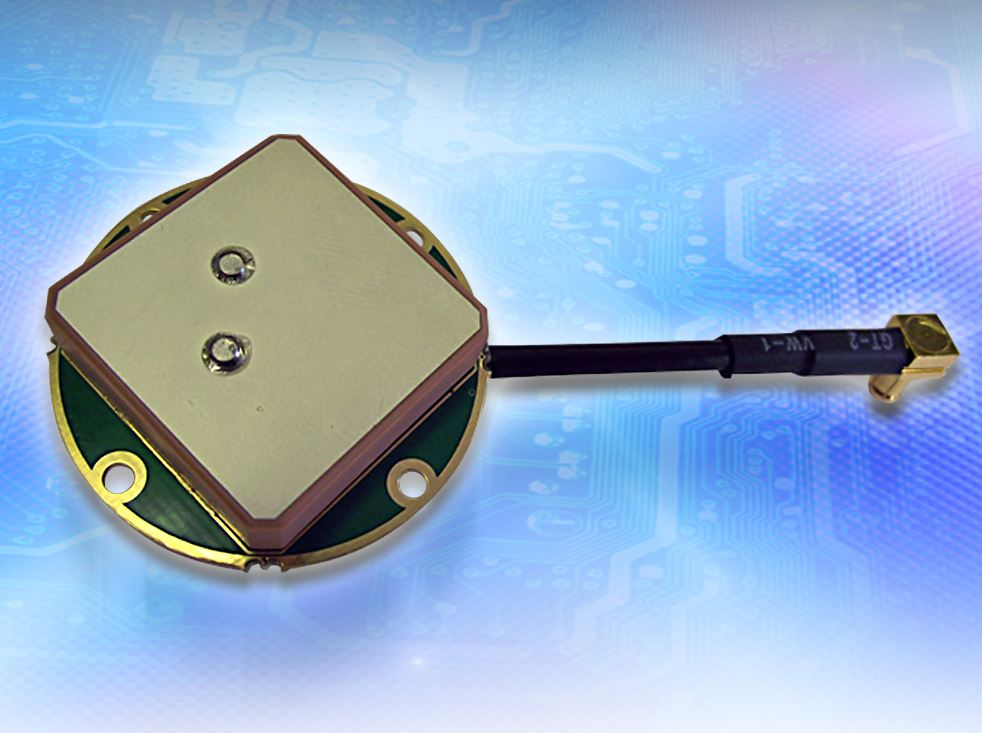 Tallysman GNSS Antennas with Accutenna technology for