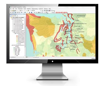 Deliver GIS-Lite from ArcMap with TerraGo Publisher for ArcGIS