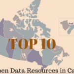 Data Visualization Recognizes Canada's Open Data Portals and a Move Towards #OpenGov
