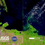 Multiple Satellite Eyes to Track Algal Threat to U.S. Freshwater