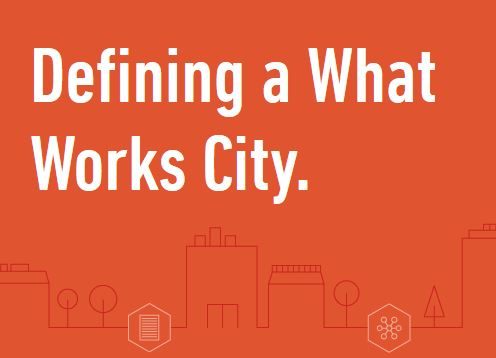 "Bloomberg Philanthropies Launches $42 Million ""What Works Cities"" Initiative"