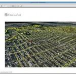 Blaze Publisher Extension Turns a Simple 2D Map into a 3D Geospatial PDF