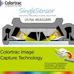 Paradigm Imaging Group announces the US Patent Issuance for the Colortrac SingleSensor