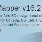 Global Mapper Version 16.2 Now Available with Improved 3D Viewer