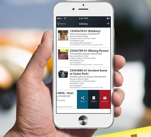 SceneDoc Announces Major Upgrade to Its Mobile Evidence Collection Platform