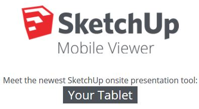 Trimble Announces New Version of SketchUp Mobile Viewe