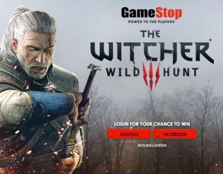 The Witcher 3: Wild Hunt all over the world using Google Maps