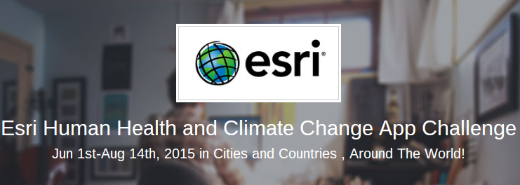 Dev Tip - Esri Health and Climate App Challenge