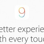 Apple Previews iOS 9 –  software will be available this fall