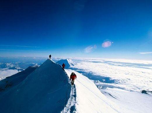 Highest Peak in North America to be Surveyed