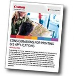 Canon Solutions America Showcases Innovations in Geographic Information Systems Printing at 2015 ESRI International User Conference