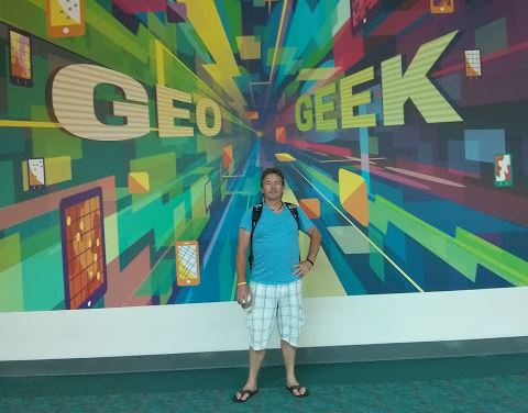 Images from the 2015 ESRIUC in San Diego, CA