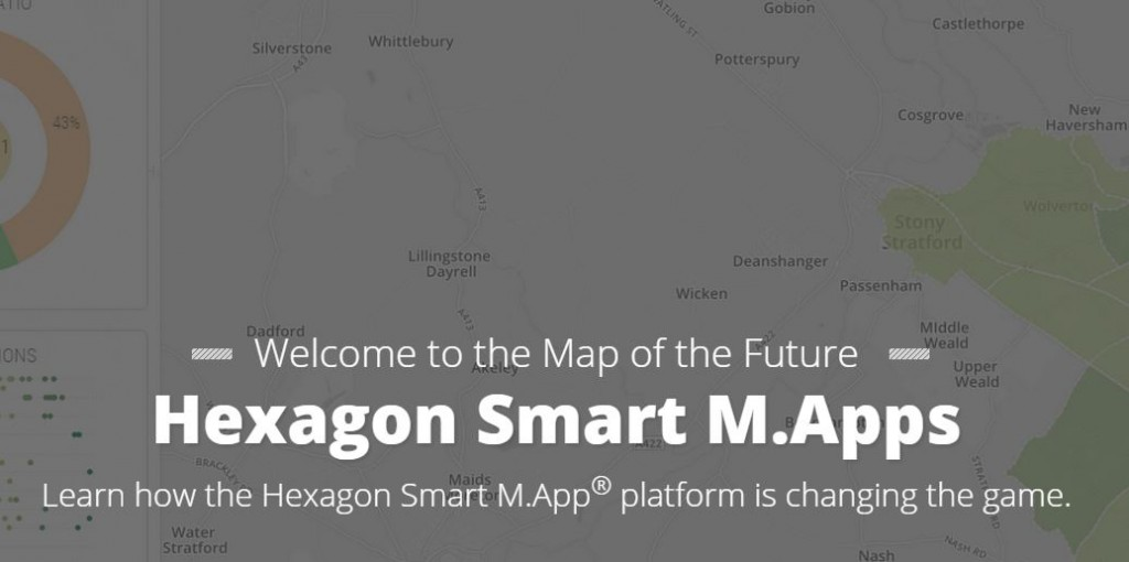 Hexagon Geospatial Visualizes Stories with the Hexagon Smart M.App