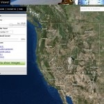 Data Tip – USGS LandsatLook Viewer