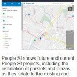 Los Angeles Department of Transportation Empowers Smart Communities with Esri Web Map