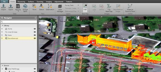 Leica Geosystems Gives Customers Access to Intelligent Imagery