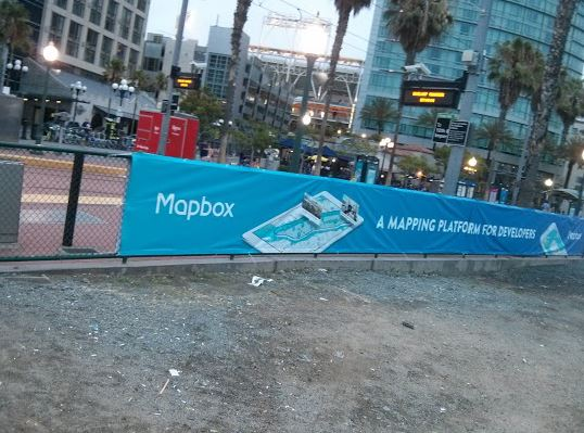 mapbox at esriuc