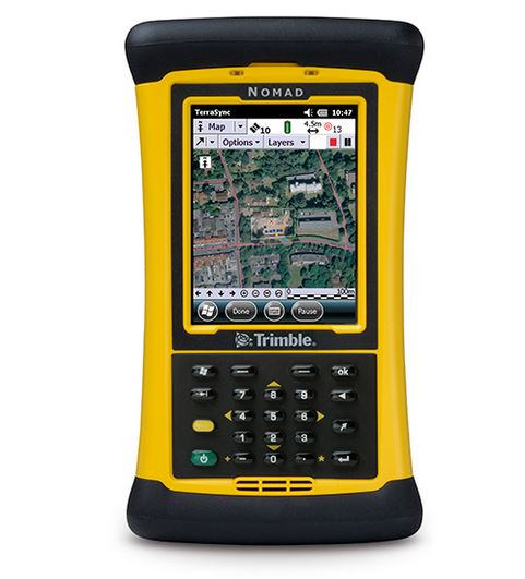 High-Performance Ultra-Rugged Handhelds For Tough GIS Applications