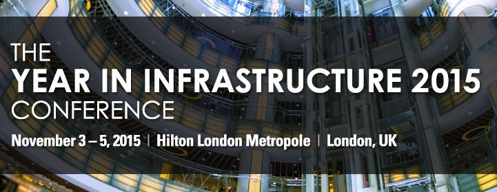 Bentley The Year in Infrastructure 2015 Conference