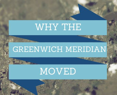 New research explains Prime Meridian location change