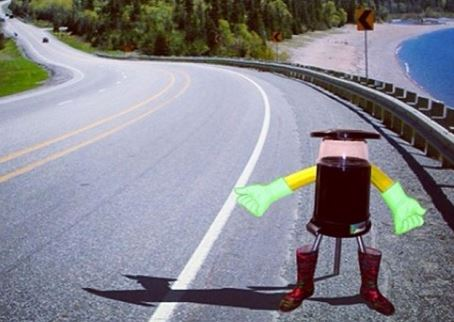 Canadian hitchhiking robot's journey may be over, but the adventure continues