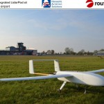 Maiden flight pushes boundaries in surveying