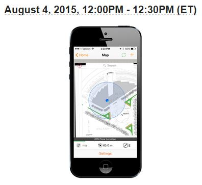 WEBINAR: CAD Data In the Palm of Your Hand