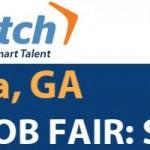 2015 Tech Job Fair in Atlanta