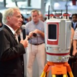 RIEGL with Impressive Display at INTERGEO 2015 in Stuttgart