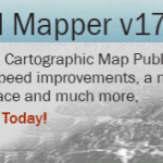 Global Mapper V17 Released with New Multi-View Interface and Enhanced Cartographic Layout Tools