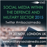 SMi's 5th annual congress on Social Media within the Defence and Military Sector