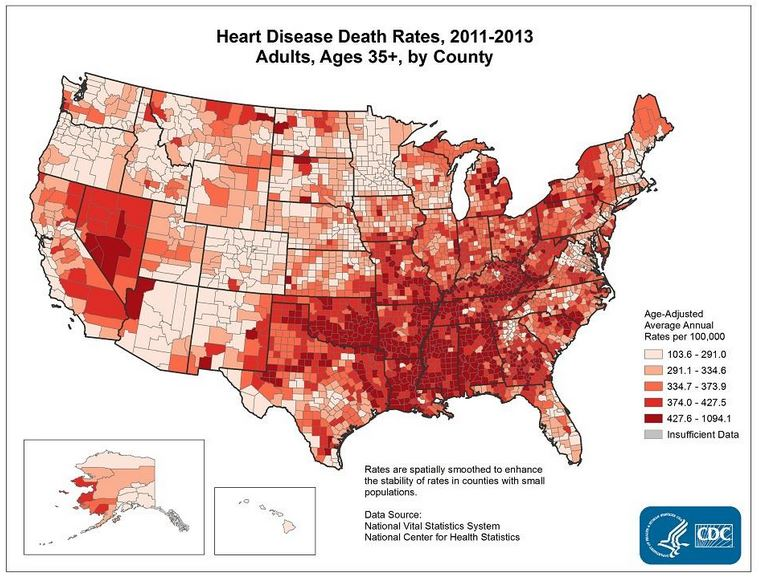 Location, Location, Location:  Uses for GIS in Health Care